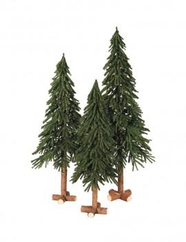 Choinka / Tree Świerk Alpejski 60cm