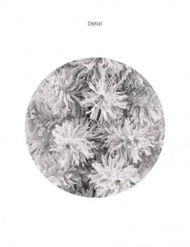 Choinka Oliwia Śnieżona 150 cm